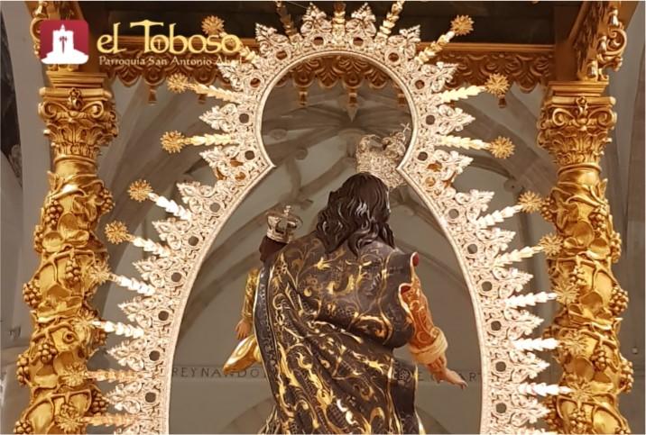"""Fiesta de la Antigua y Excelsa Patrona de El Toboso, """"Santísima Virgen de los Remedios"""""""
