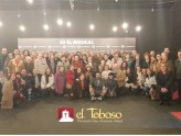 Excursión parroquial a Madrid para participar del «Musical 33»