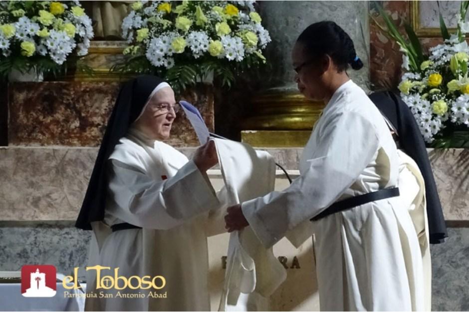"""El Toboso celebra este domingo la """"Jornada Pro-Orantibus"""" y propone 6 razones para dar gracias por la vida contemplativa"""