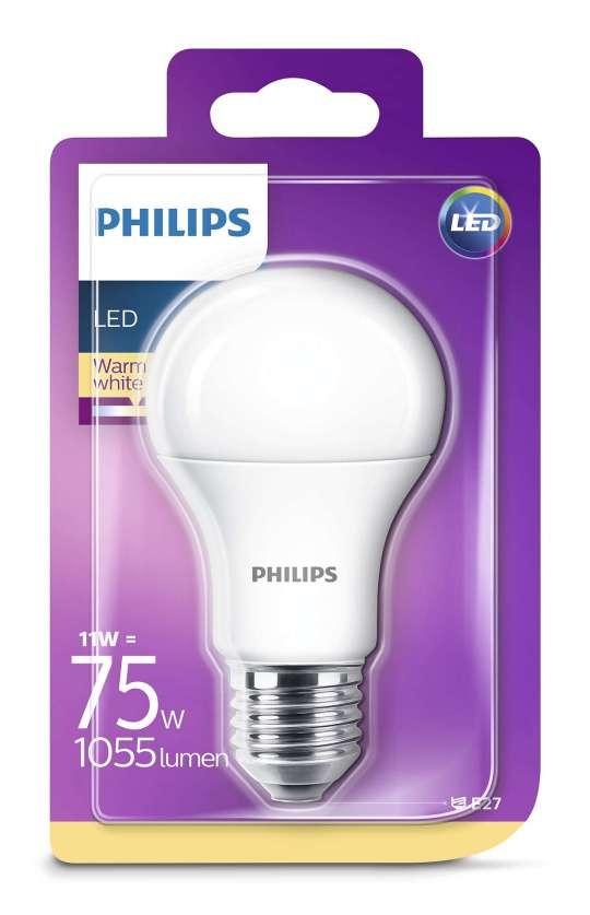 Philips 11W E27 220V A60 1055lm 2700K CORE PRO LED sijalica - 00106 75 000