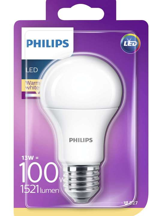 Philips 13W E27 220V A60 1521lm 2700K CORE PRO LED sijalica - 00106 78 000