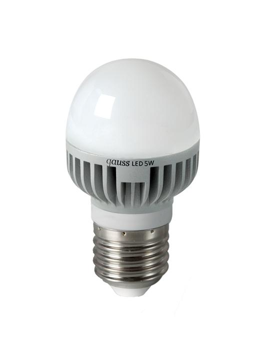 Gauss 5W E27 220V T45 490lm 2700K LED sijalica