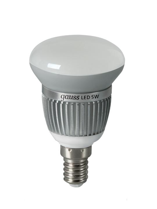 Gauss 5W E14 R50 220V 500lm 2700K LED sijalica