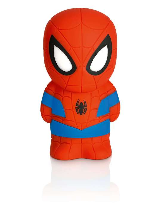 Philips SOFTPAL SPIDER-MAN stona lampa - 71768/40/16