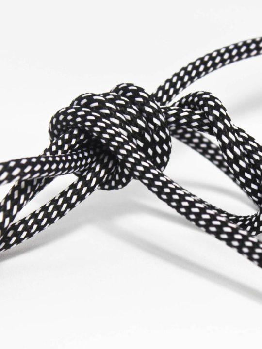Nud BLACK MARKET tekstilni kabl - ND G3TT91