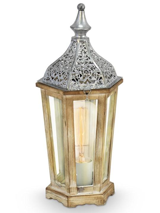 Eglo KINGHORN stona lampa - 49277