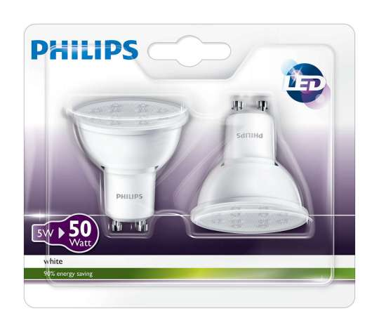 PHILIPS 5W GU10 220V 36* 350lm 3000K CORE PRO LED sijalica - 00106 82 000