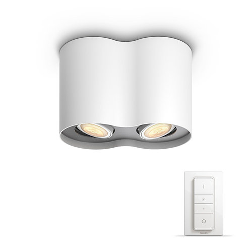Philips HUE PILLAR spot lampa - 5633231P7 - 2
