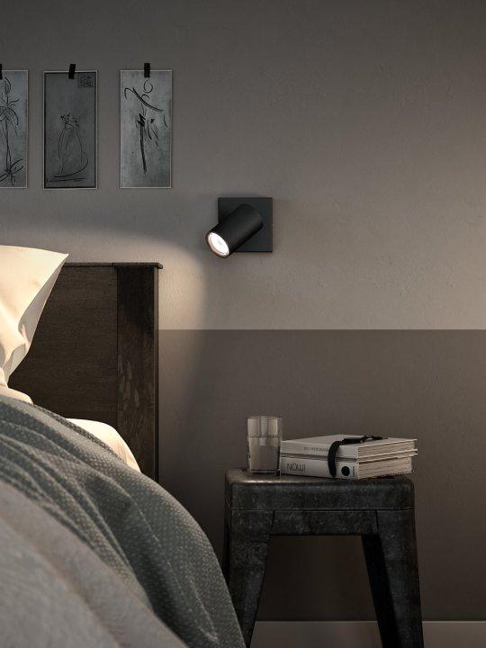 PHILIPS KOSIPO 1xGU10 CRNA spot lampa - 5059130PN - 4