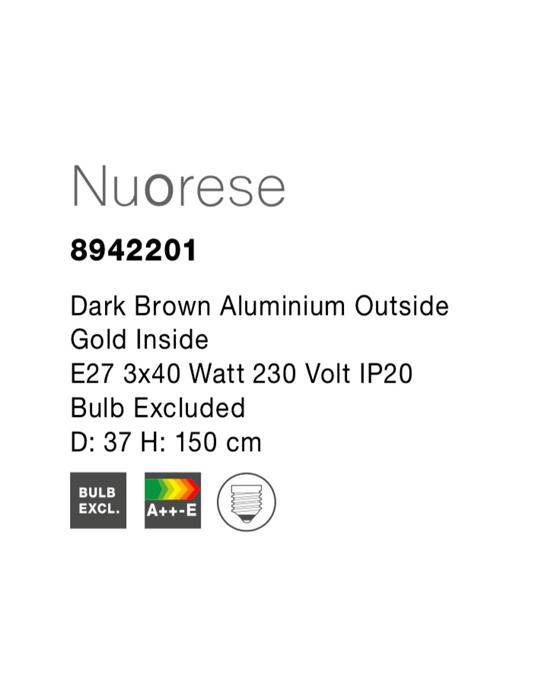 NOVA LUCE NUORESE luster - 8942201 - 4