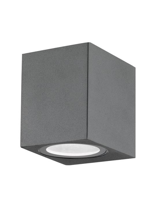 NOVA LUCE NERO spoljna zidna lampa - 710041