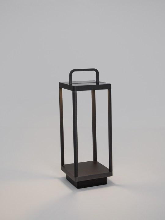 NOVA LUCE spoljna lampa BALI - 9922510