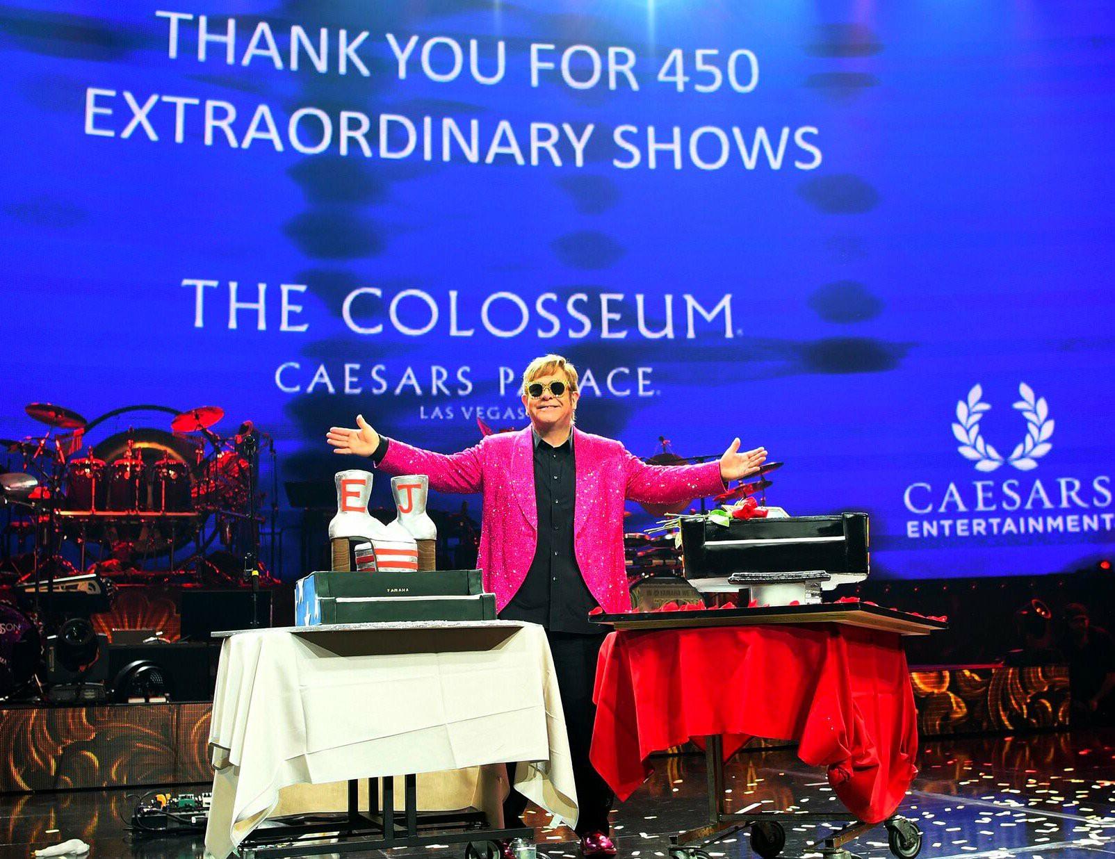 Elton John News