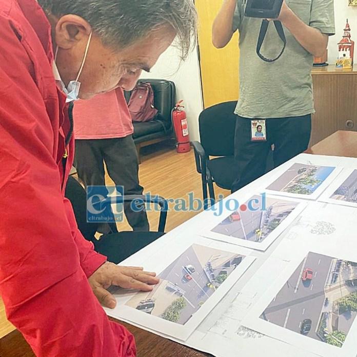 El alcalde Christian Beals destacó que esta era una zona que necesitaba tener una imagen diferente: «Es la manera de ir mejorando la visión que existe de nuestra ciudad», dijo.