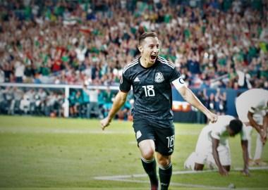 Canada challenges Mexico, succumb to Guardado's brace   El Tri Online