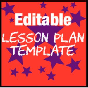 A Free Printable EFL Lesson Plan Template – English Language ...