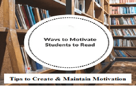 how to motivate students to read