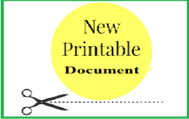 new printable document on printables library