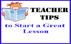 tips for teaching a great EFL lesson