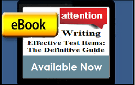 guide to writing effective test items