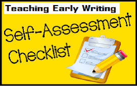 assess your teaching early writing to young learners