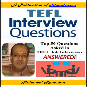 Top +50 TEFL Interview Questions