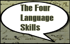 how to teach the four language skills