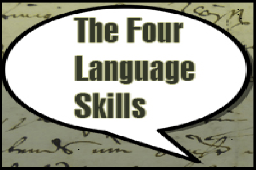 teaching the four language skills