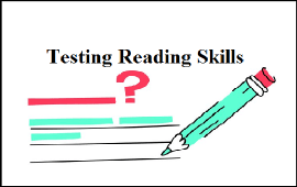 how to test reading skills