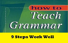 steps to teach grammar