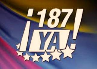 187 ya