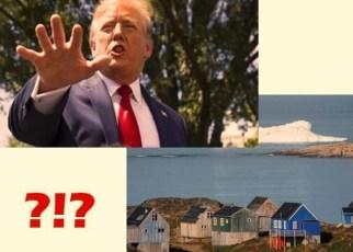 Trump-groenlandia