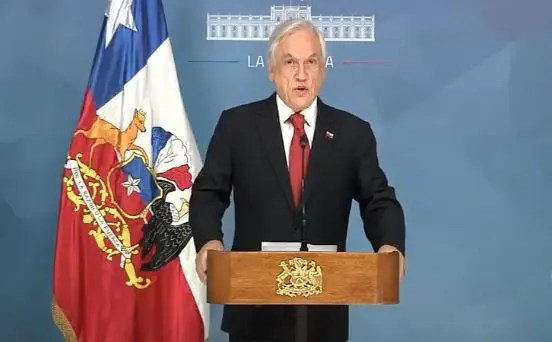 estado de emergencia Chile