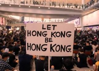 Senado de EEUU aprobó por unanimidad proyecto de ley para proteger a manifestantes en Hong Kong