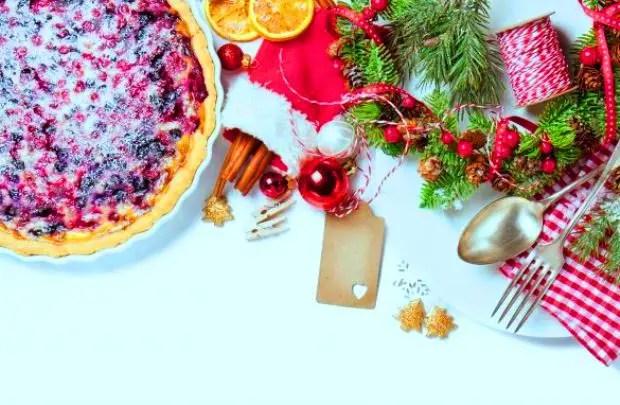 Dieta antes de Navidad