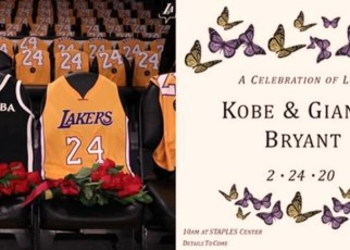 Funeral de Kobe Bryant ya tiene fecha