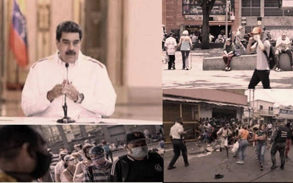 A dos meses de cuarentena, presión por hambre y falta de gasolina en Venezuela