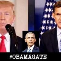 Entendiendo el  Obamagate