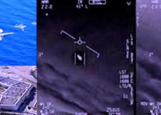 El Pentágono espera revelar encuentros entre naves militares y vehículos aéreos no identificados