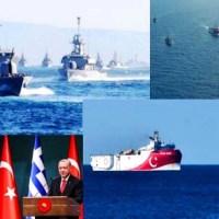 El conflicto entre Turquía y Grecia que desencadenaría una guerra en el Mediterráneo