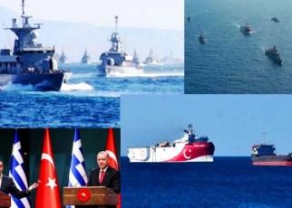 conflicto entre Turquía y Grecia que desencadenaría una guerra en el Mediterráneo
