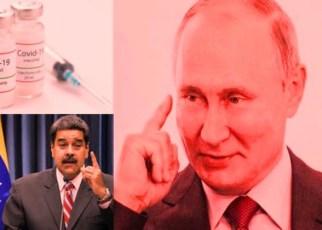 Venezuela y Rusia acuerdan producir la vacuna Sputnik V