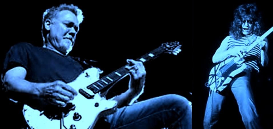 Se fué Eddie Van Halen