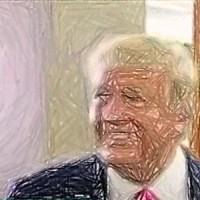 "Trump ya votó por un ""tal Trump"""