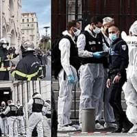 Francia nuevamente es objeto de un ataque islamofascista