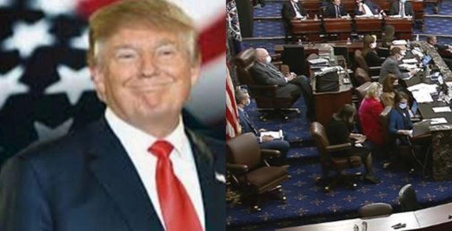 Trump fue nuevamente absuelto