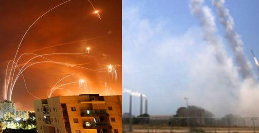 Comienza el alto al fuego en Gaza