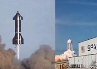 Starship recolectará la basura espacial