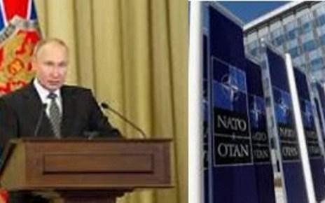 Rusia suspende indefinidamente cooperación directa con la OTAN