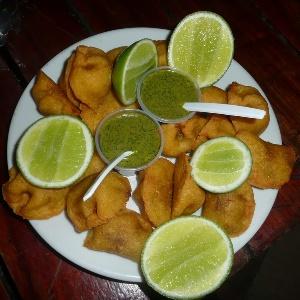 Empanadas - Gatronomia de Cali, Colombia